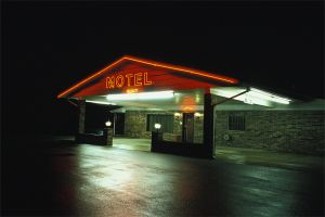 Motel © 2000 Mary Schilpp.   (954) 873-1156 www.schilppphoto.com